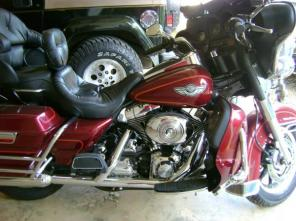 2003 HARLEY ULTRA CLASSIC 11250 MILES