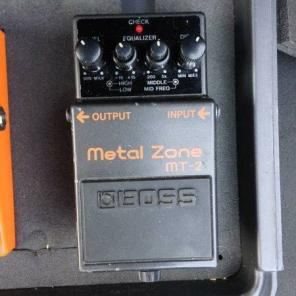 Boss MT-2 Pedal {Priced for Quick Sale...}
