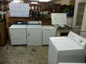 Washers & Dryers with Waranty $20 off trade in